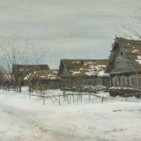 Winter landscape by Levitan, imperial and soviet porcelain, rare icons at Schuler Auktionen 25-27 March 2020 in Zurich