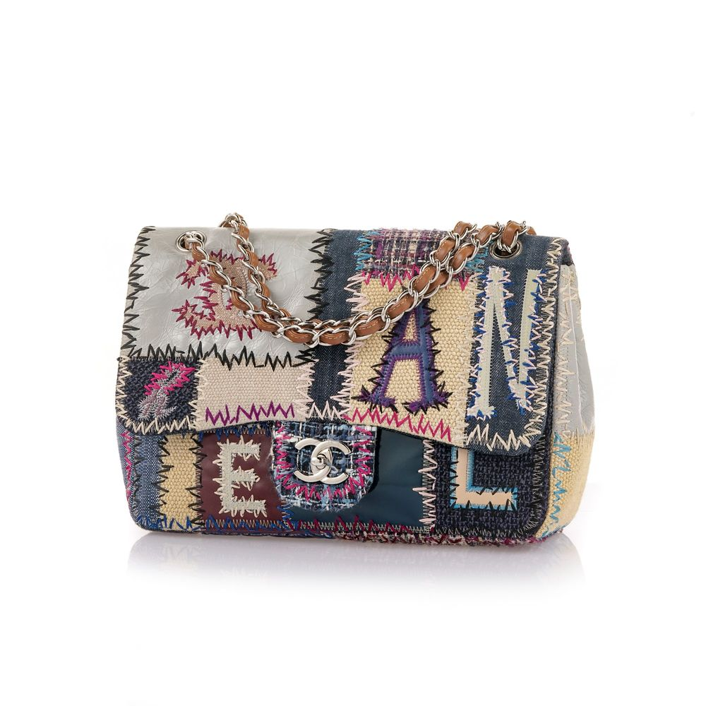 Chanel Limited Edition Patchwork Timeless, 20*30 cm.