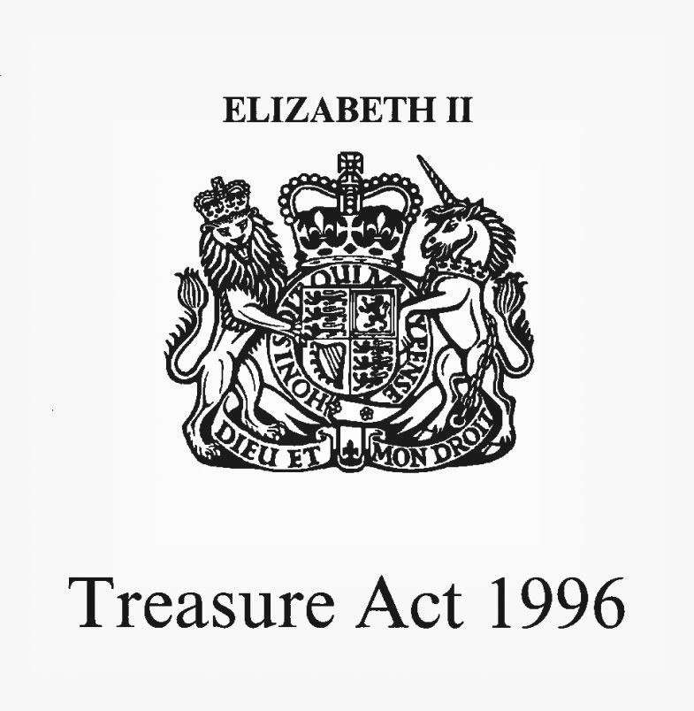 Treasure Act 1996