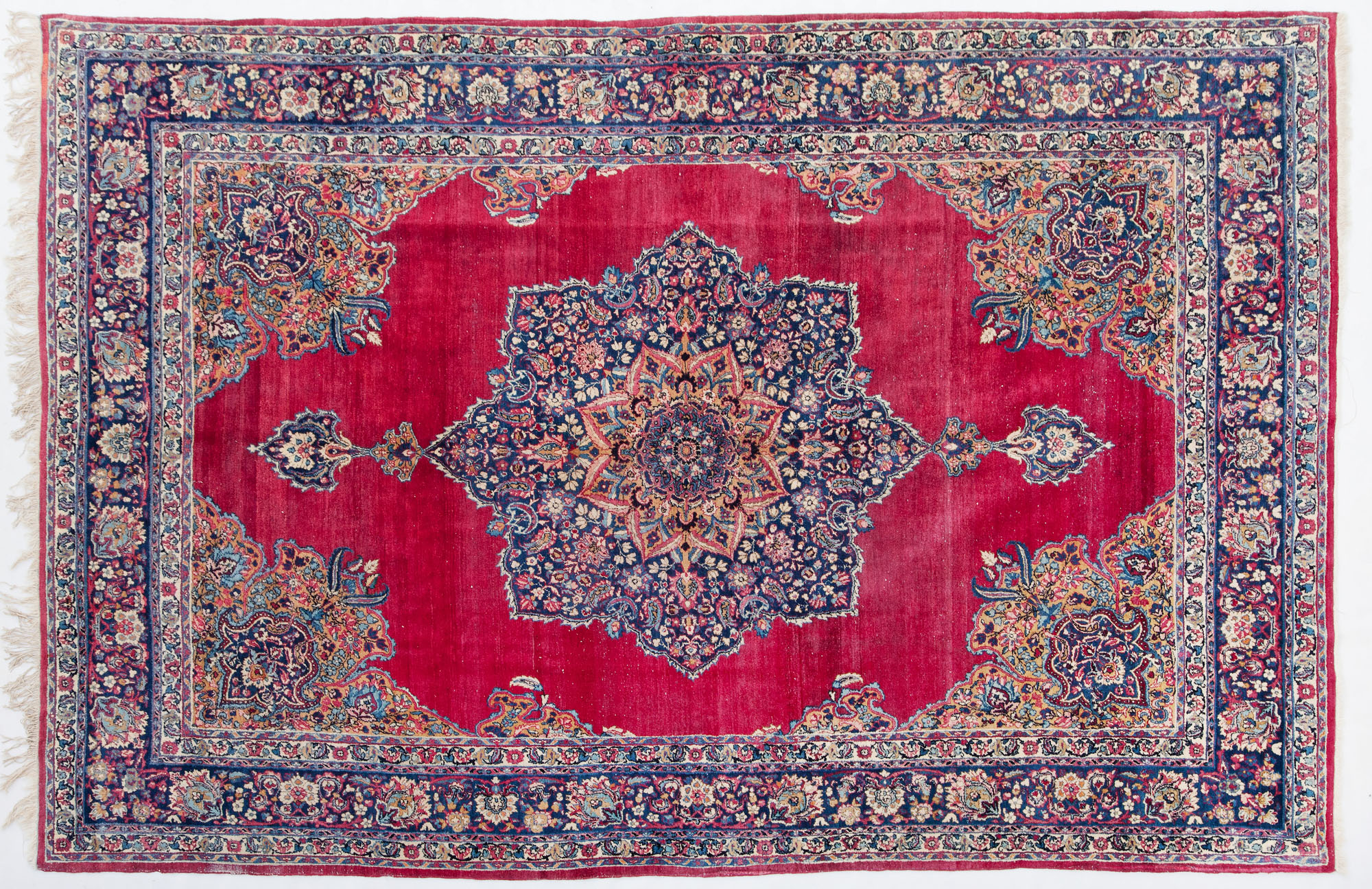 Kerman Carpet, Iran (beginning XX century)