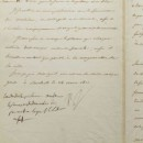 Napoleon's I letters from the time of his Russian campaign in 1812 in the Hermann Historica online military antiques sale