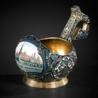 Fabergé masterpieces at the Russian sales in the Millon auction house in December 2020